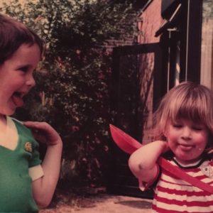 Sara en Anna