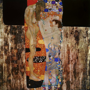 Gustav Klimt: De drie levensfasen van de vrouw (1905)